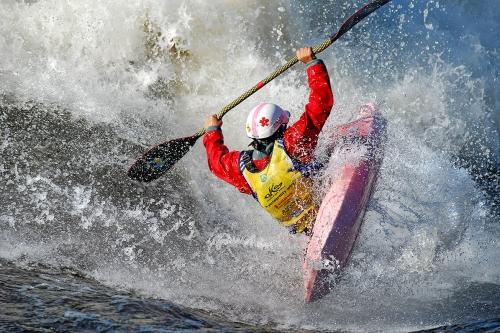 Worlds Freestyle Kayak Championships